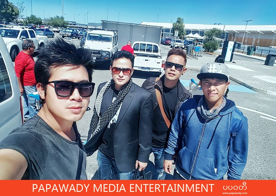 Nay Toe Visits To Australia To Perform Myanmar Anyeint Show