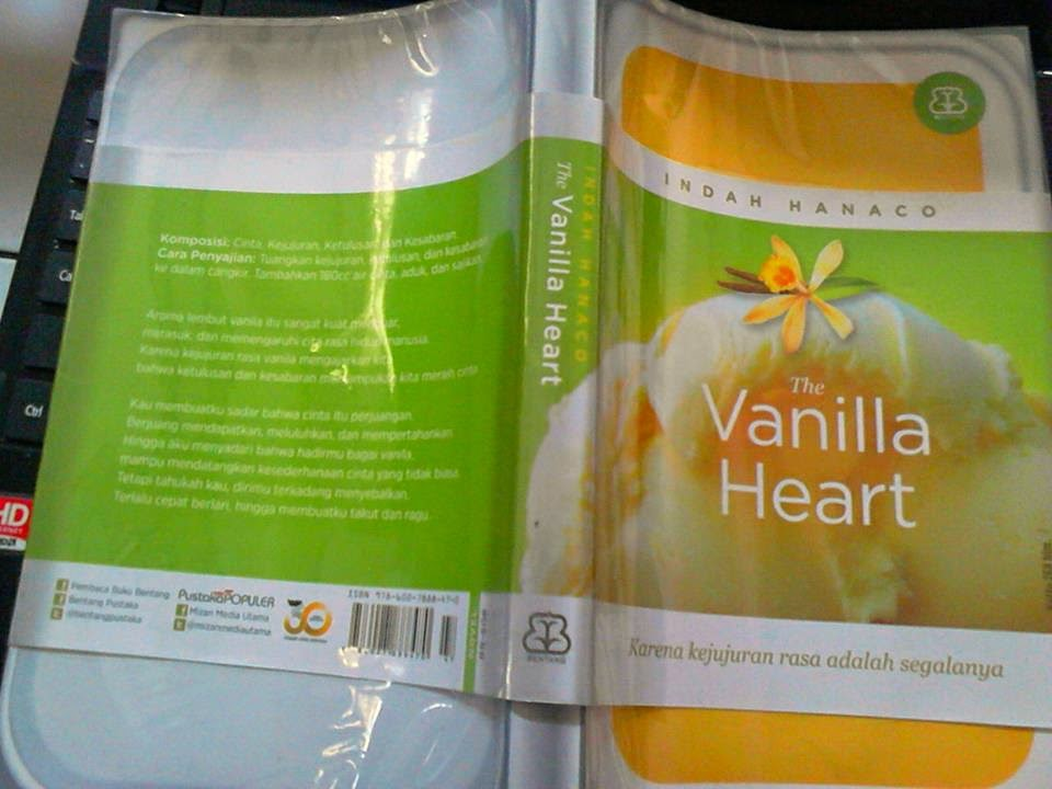 Resensi The Vanilla Heart