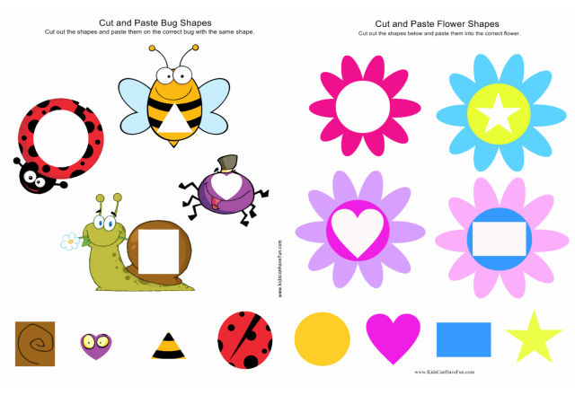 50 Actividades Educativas Para Aprender Figuras Geometricas