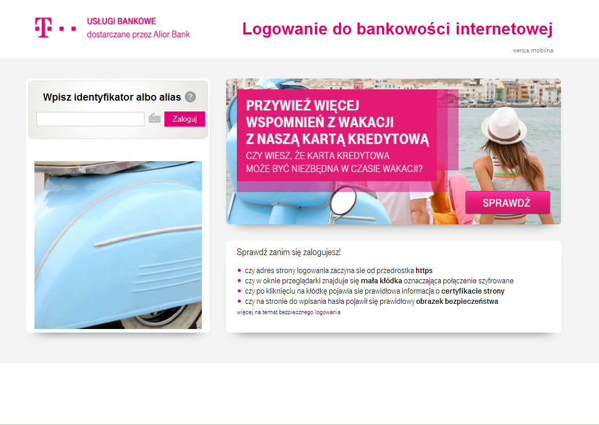 Uwaga Opinie O T Mobile Uslugi Bankowe Konta Lokaty Kredyty
