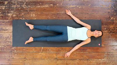 Corpse Yoga
