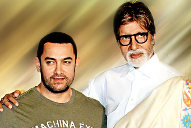 Aamir Khan, Amitabh Bachchan New Upcoming movie made under Yash Raj project thug movie release date, star cast, 2018 movie Poster