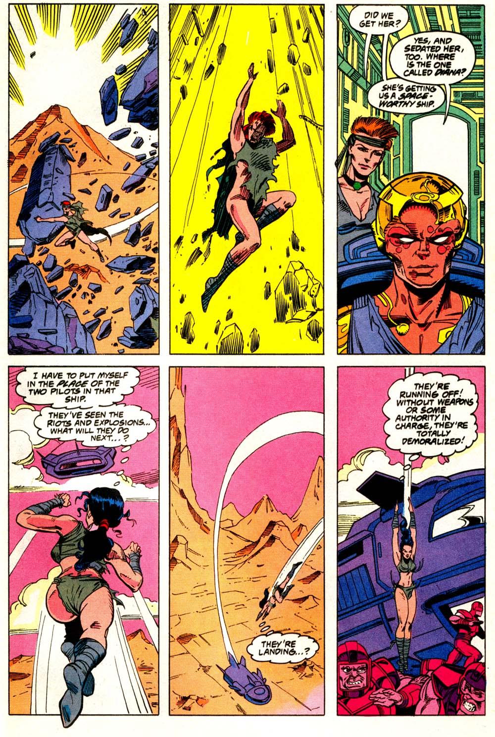 Read online Wonder Woman (1987) comic -  Issue #68 - 22