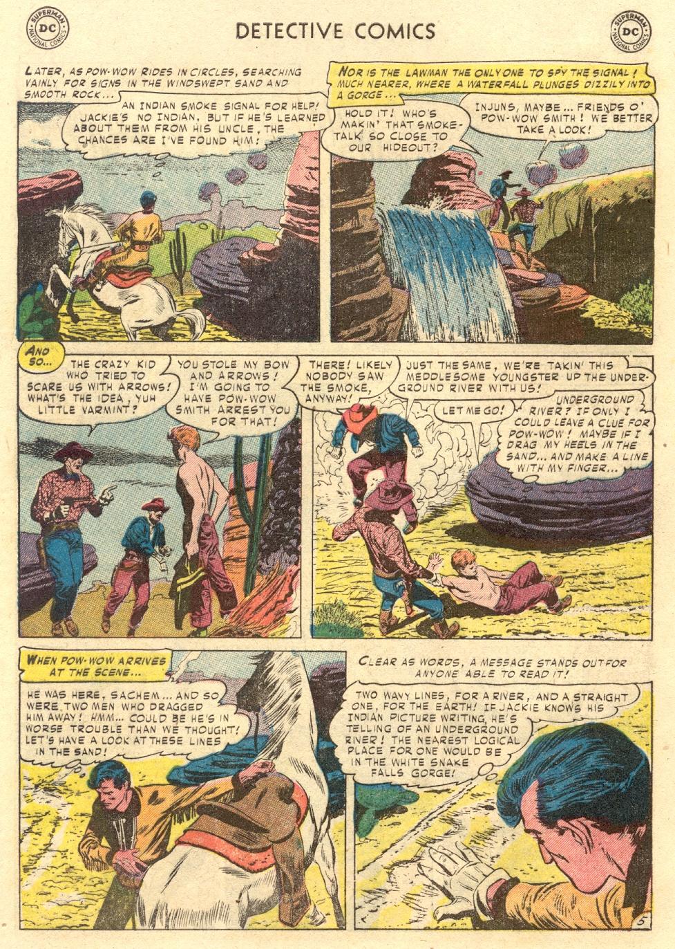 Read online Detective Comics (1937) comic -  Issue #186 - 39