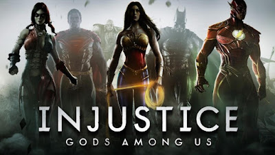 Injustice: Gods Among Us Apk + Data For Android All GPU