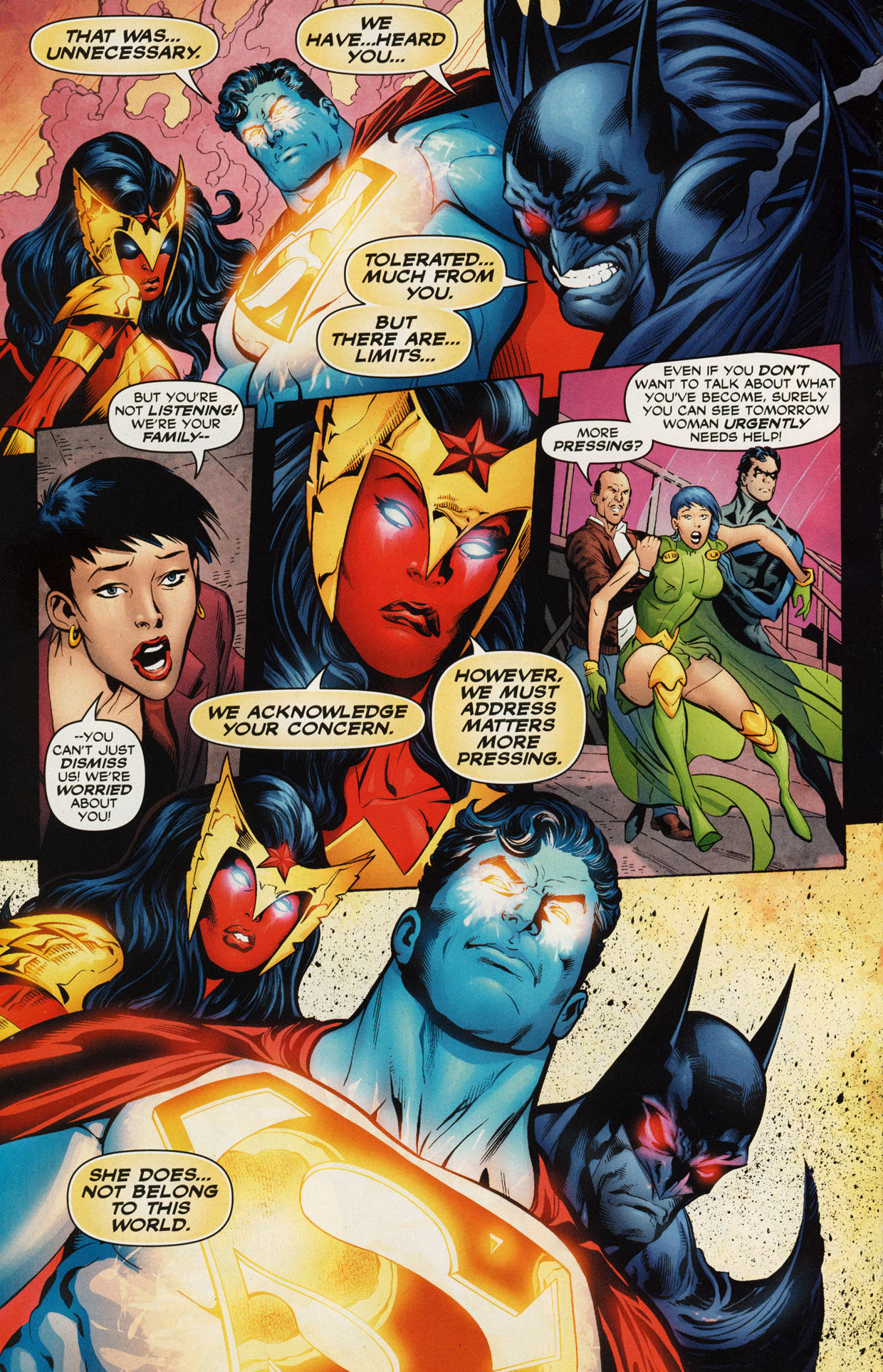 Read online Trinity (2008) comic -  Issue #44 - 18
