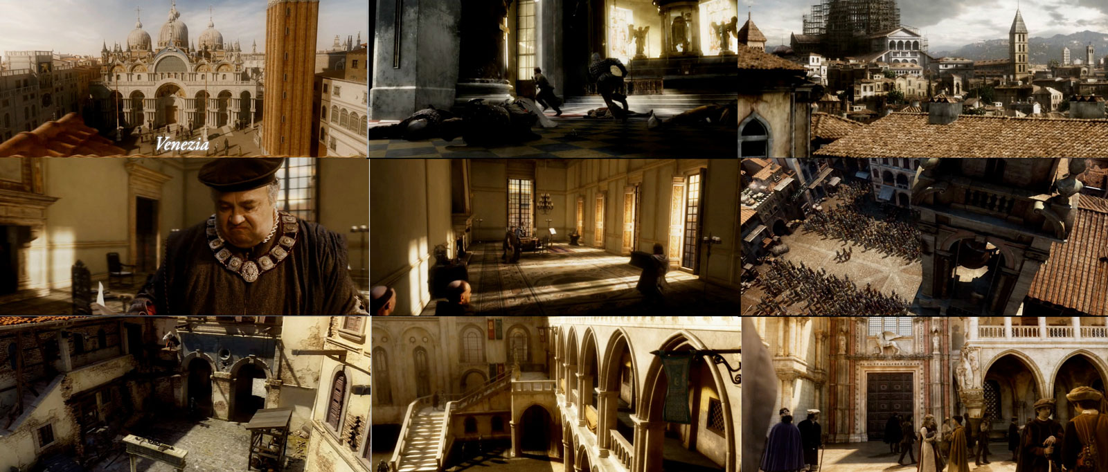 Lionel Designs Movie Screenshots Assassin S Creed Lineage