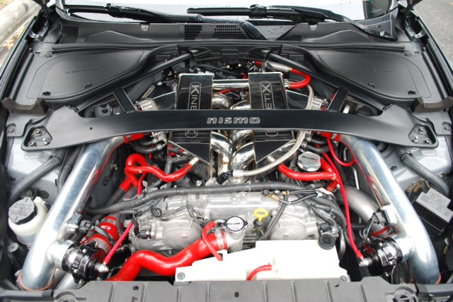 Shifted: Mark's Nissan 370Z Twin Turbo