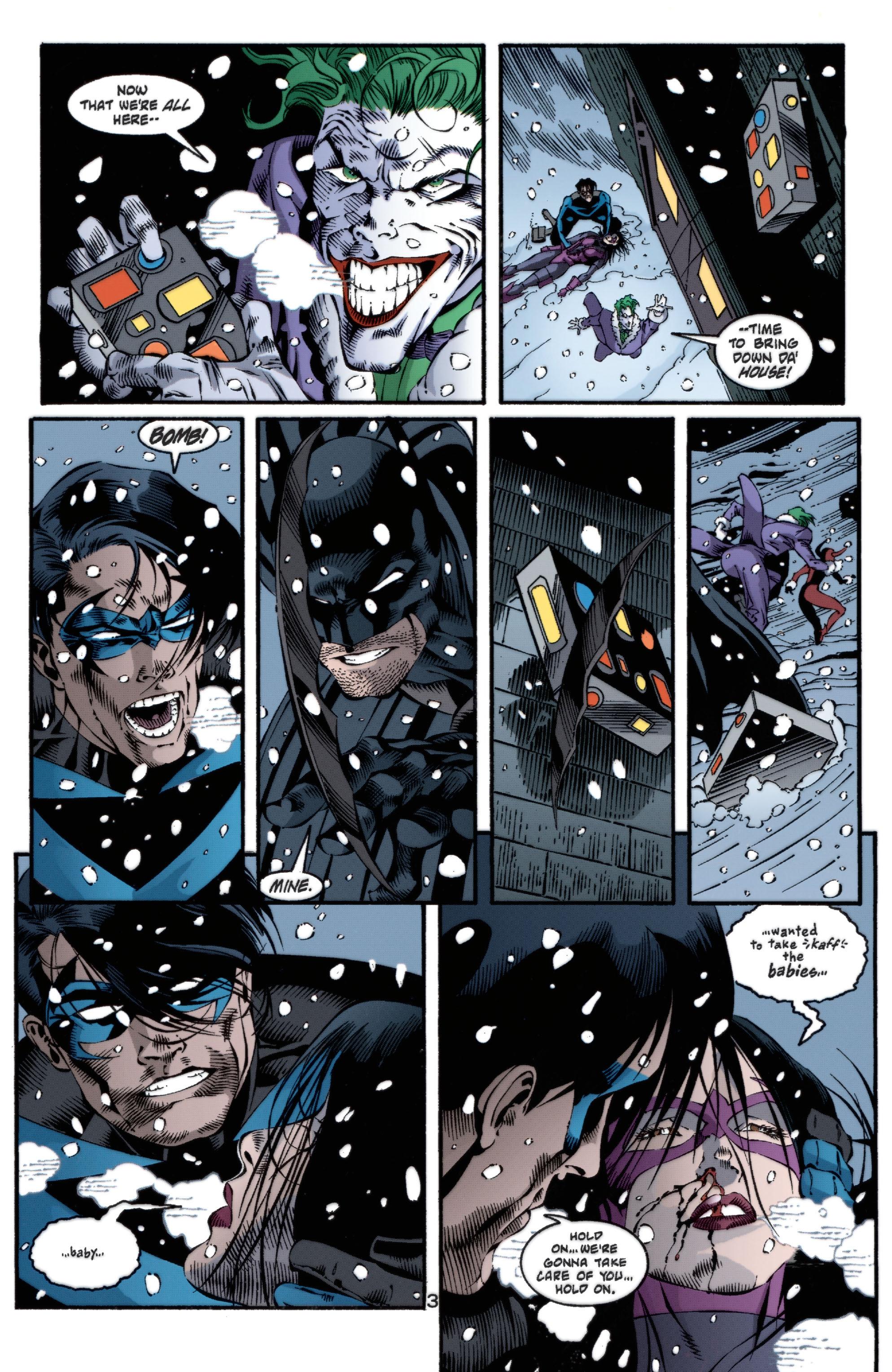 Detective Comics (1937) 741 Page 3