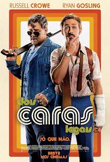"""Poster do filme """"Dois Caras Legais"""""""