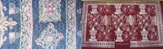 Gambar Motif Batik Banda Aceh