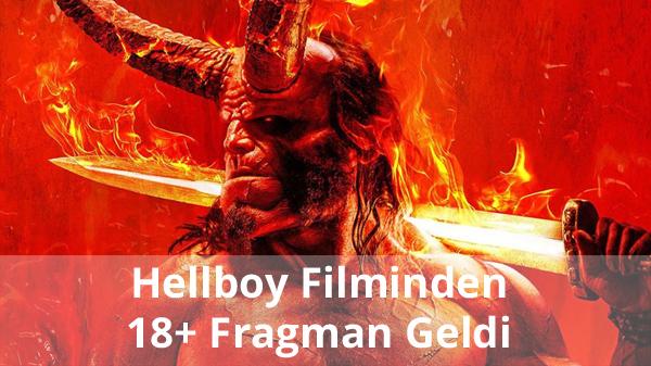 Hellboy Fragman İzle