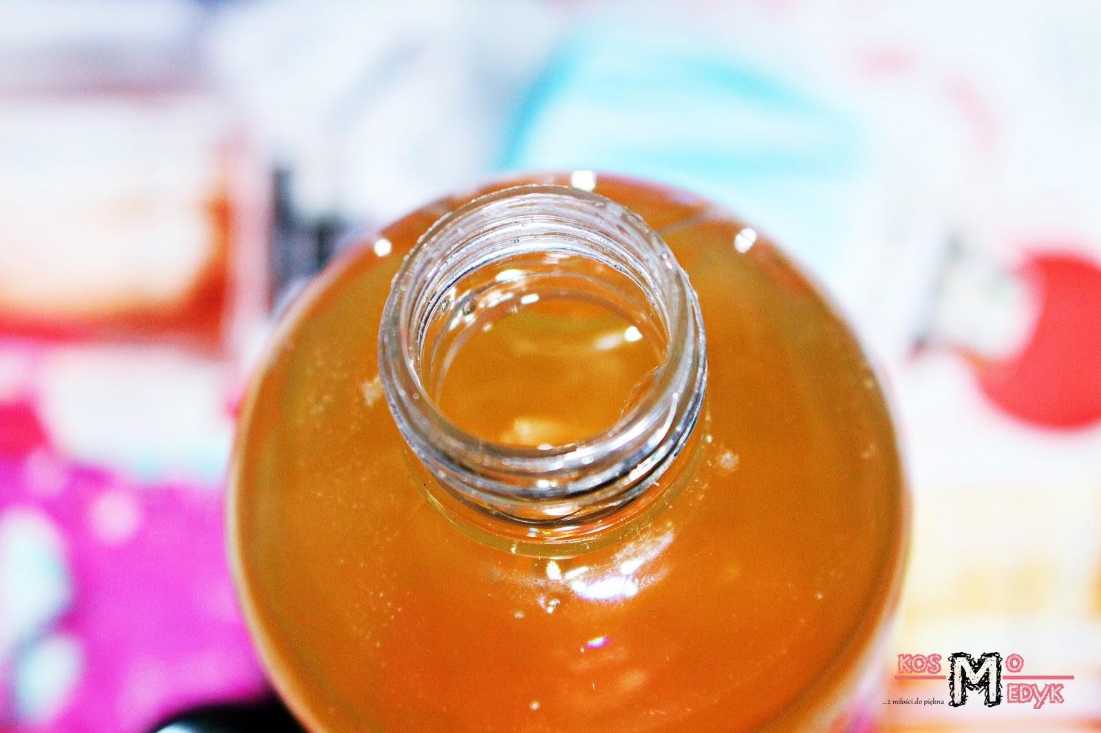 Zielone Laboratorium, Hipoalergiczny żel do mycia twarzy i ciała. | Konsystenca | Otwór | Barwa