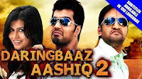 Daringbaaz Aashiq 2 2016 Full South Indian Movie Dubbed In Hindi Download