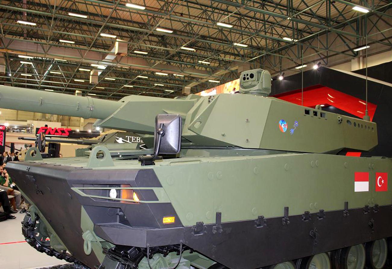 Tank Medium FNSS - Pindad