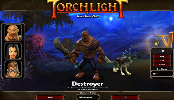 Torchlight 1 PC Game Free Download Gameplay