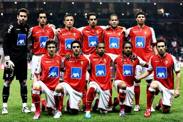 Braga de 2010-2011