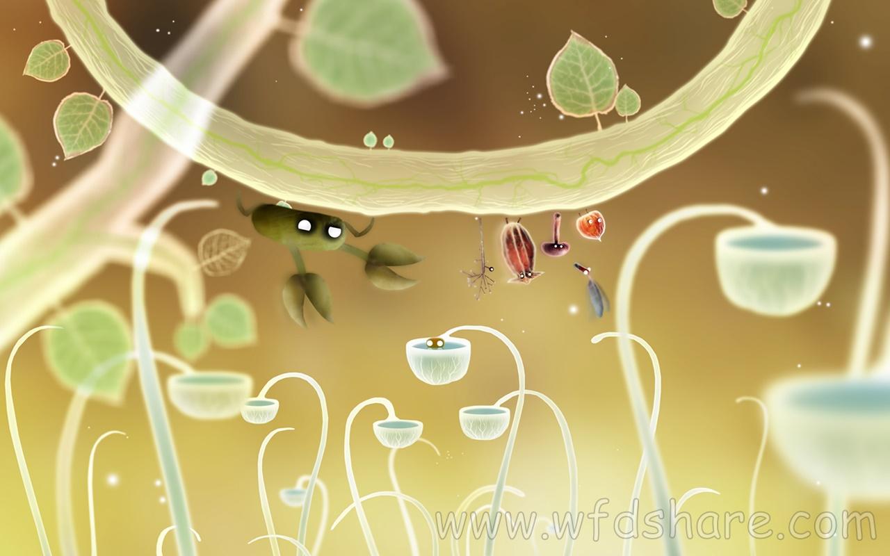 gratis game highly compressed botanicula