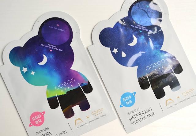 Oozoo Bear Aurora Illuminating Mask Review