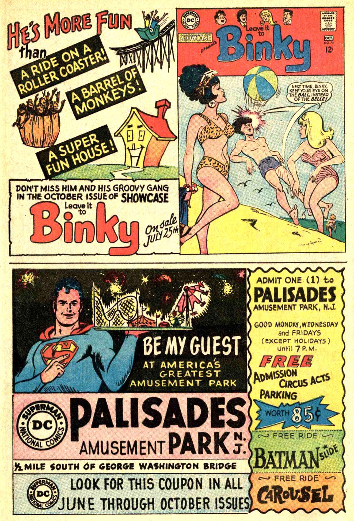 Read online World's Finest Comics comic -  Issue #169 - 4