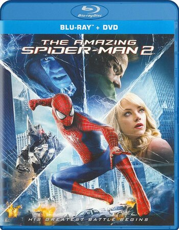 The Amazing Spider-Man 2 (2014) Dual Audio Hindi 480p BluRay 450MB Movie Download