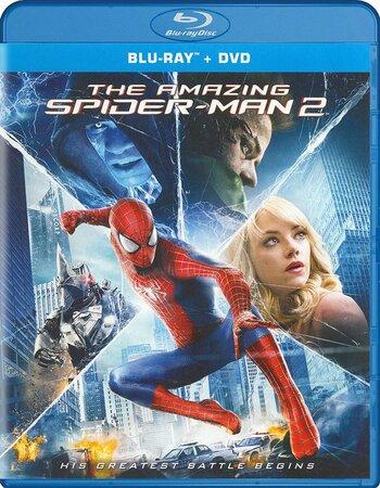 The Amazing Spider-Man 2 (2014) Dual Audio Hindi 720p BluRay x264 1.3GB Movie Download