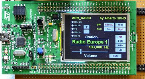 Air Radiorama Sdr Stand Alone 8 Khz 900 Khz Di Alberto