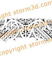 polynesian maori armband tattoo fabregas inspired designs. Black Bedroom Furniture Sets. Home Design Ideas