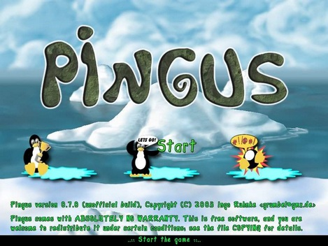 Download Game Gratis Pinguin
