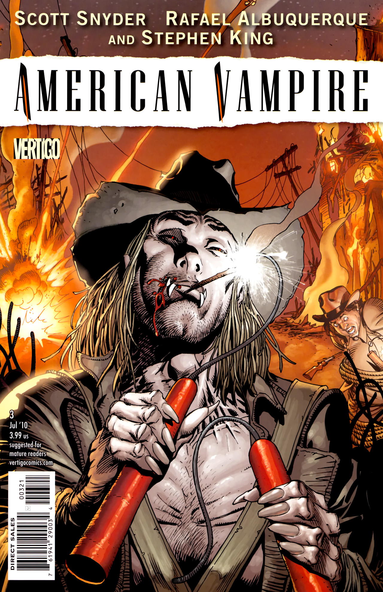 Read online American Vampire comic -  Issue #3 - 2
