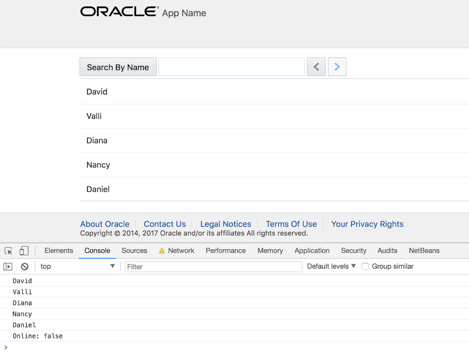 Andrej Baranovskij Blog: REST Paging Support by Oracle