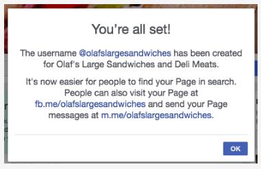 Create Facebook Business Account