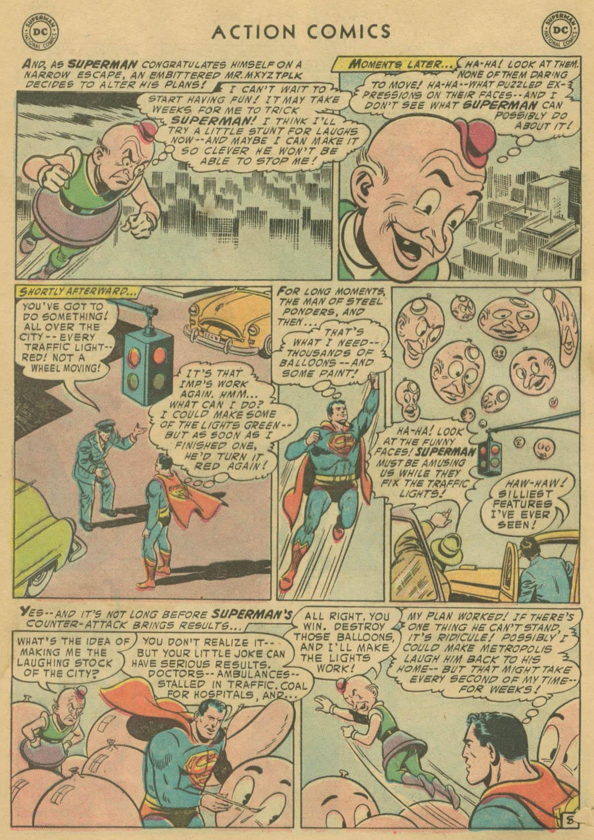 Action Comics (1938) 208 Page 8