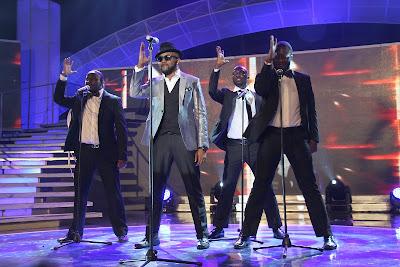 Banky W performs Nigerian Idol 3