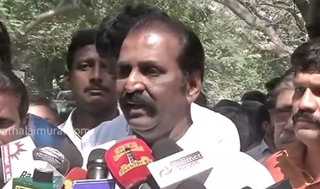 Tamil Poet Vairamuthu & Politicians Pays Tribute To Writer Gnani