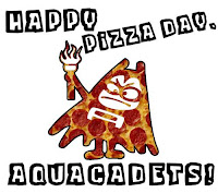 happy pizza day aquacadets! aquabats ska punk music superbad floating eye