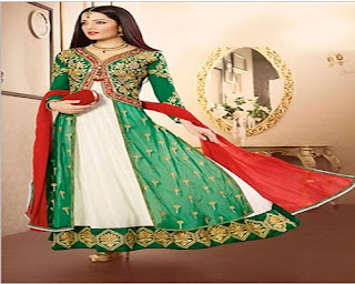 model baju india aliya beintehaa
