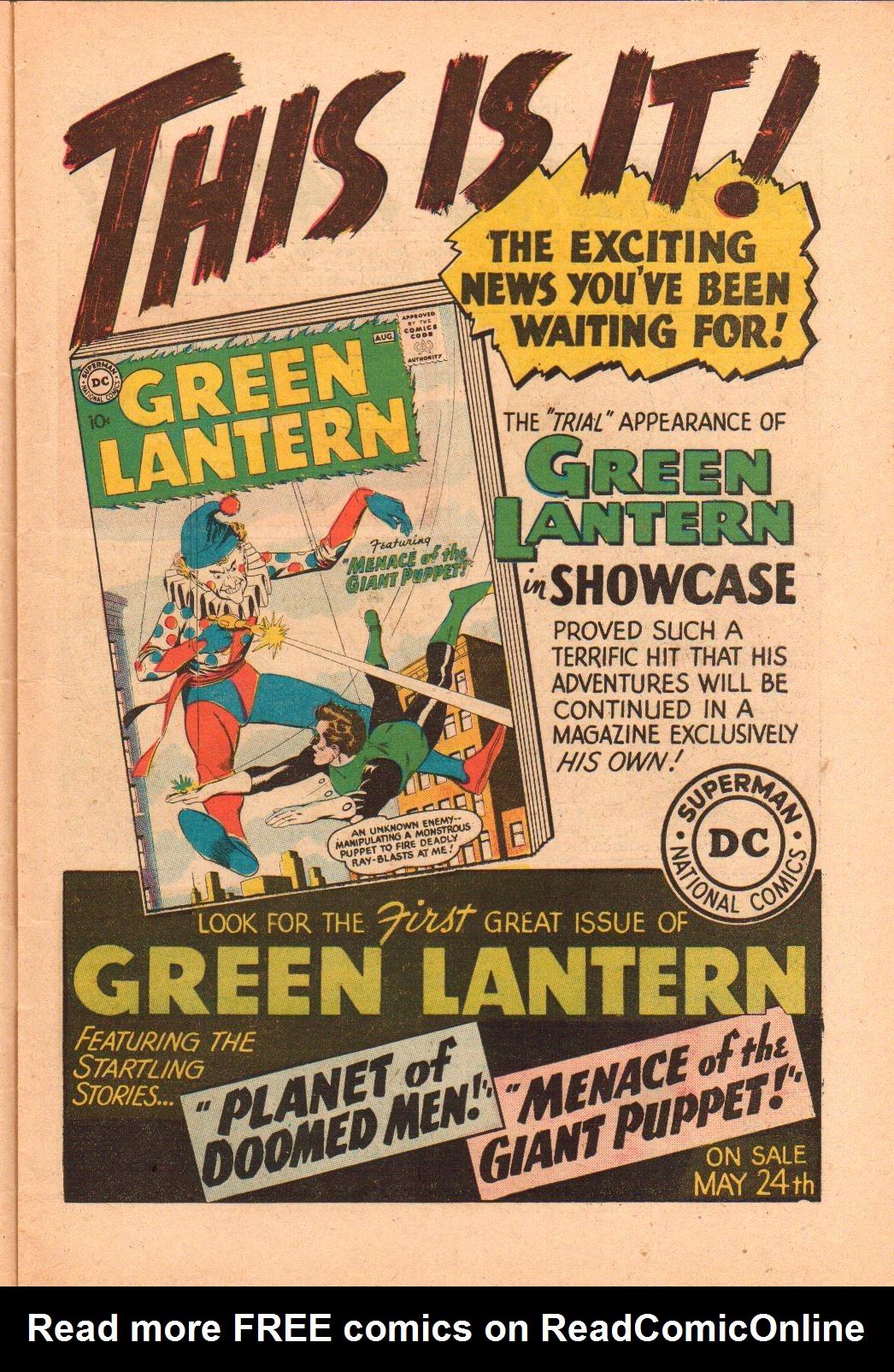 Strange Adventures (1950) issue 118 - Page 11