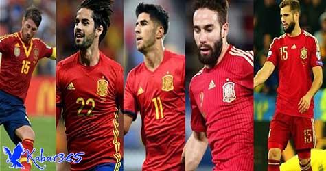 Pemain Madrid Kini Dominasi Timnas Spanyol Madrid
