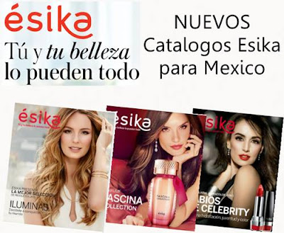Esika Nuevos Catalogos 2016