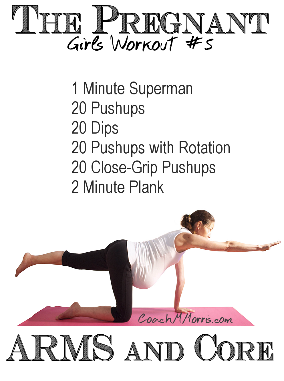The Ultimate Guide to Pregnancy Fitness  To Insanity  Back