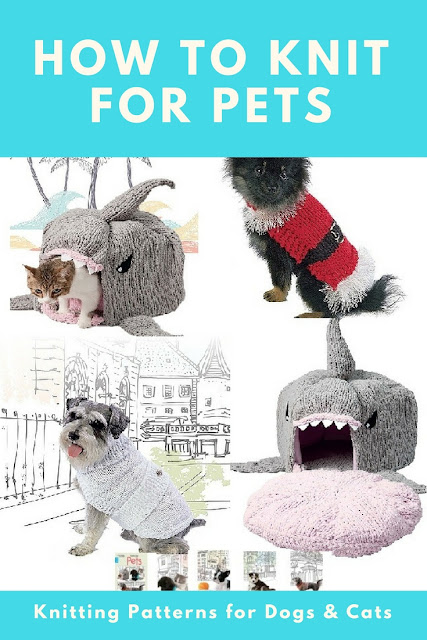 Learn How to Knit for Pets