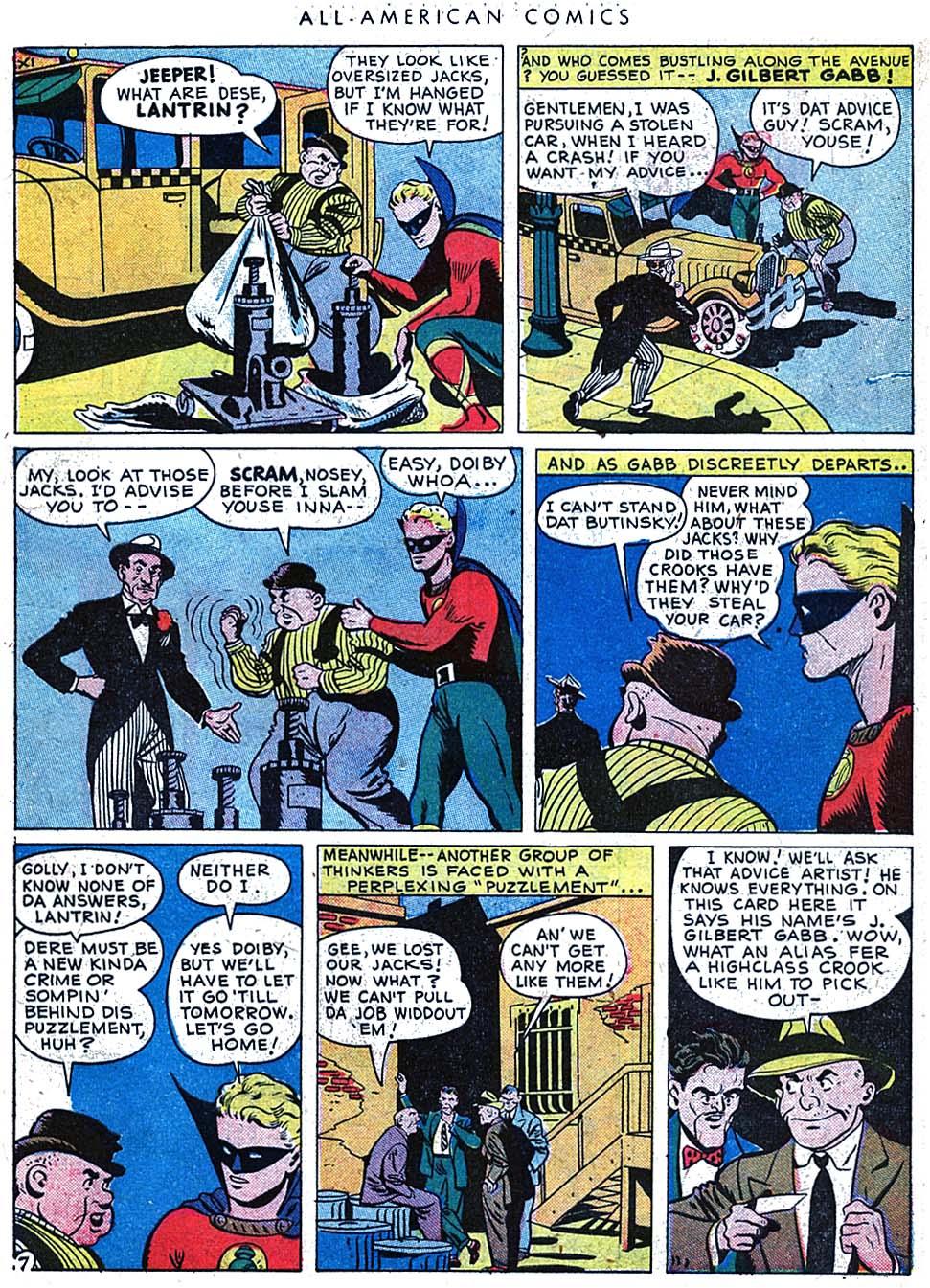Read online All-American Comics (1939) comic -  Issue #63 - 9