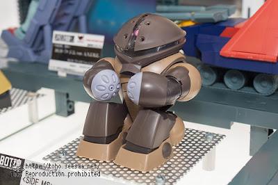 ROBOT SPIRITS ACGUY ver.A.N.I.M.E. display