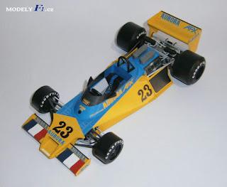 Surtees  TS20 Ford -  F1 Aurora  - Jean Pierre Jaussaud (Nogaro GP 1979) ModelyF1