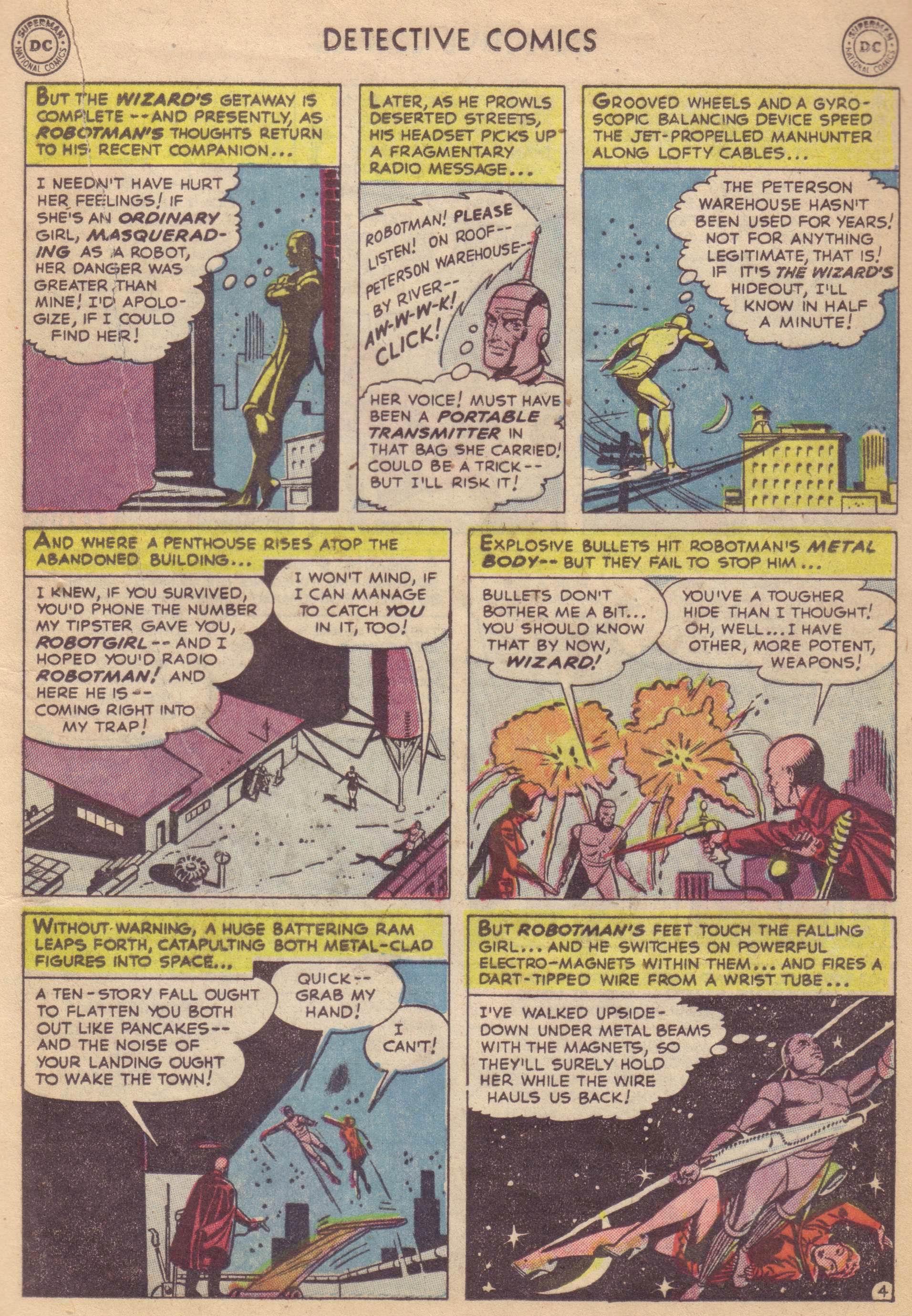 Read online Detective Comics (1937) comic -  Issue #177 - 27