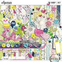 Kit : Oh Baby by Akizo Designs