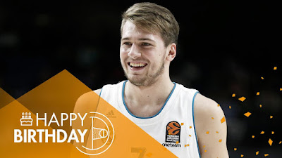 Luka Doncic cumple 19