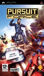 pursuit force psp packshot tn - Download Pursuit Force PSP