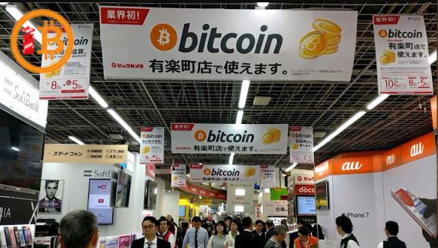 Beberapa Negara Yang Sudah Mulai Menerima Bitcoin